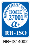 ISMS/ISO27001認証取得